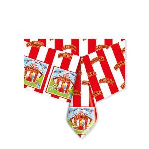 Tovaglia in plastica 140 x 270 cm Circus