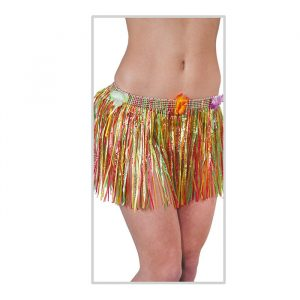 Gonnellino Hawaiano 32 cm Multicolor