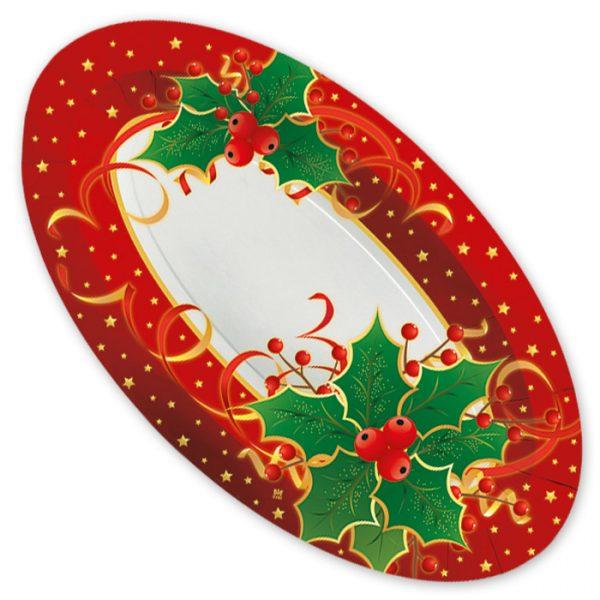 3 Raviere Gourmet 35 x 19 cm Natale Gourmet