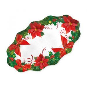3 Raviere 36 x 20 cm Christmas Harmony