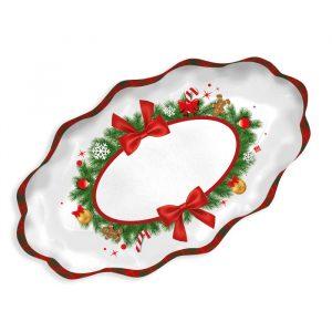 3 Raviere 36 x 20 cm Christmas Kilt