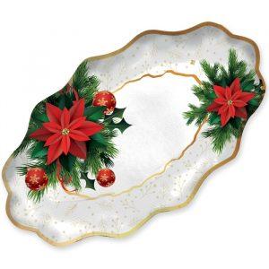 3 Raviere 36 x 20 cm Christmas Mood