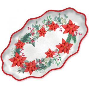 3 Raviere 36 x 20 cm Christmas Tradition