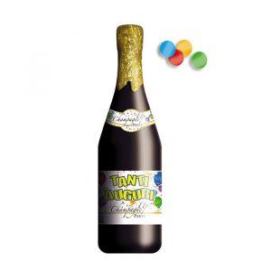 Champagne Sparacoriandoli 30 cm Tanti Auguri
