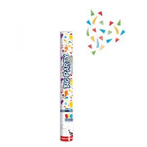 Cannon Sparacoriandoli 40 cm Big Party Multicolor Metal
