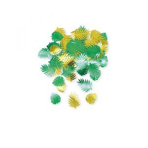 Coriandoli in plastica 15 gr Tropical