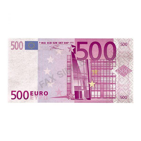 20 Tovaglioli 40 x 33 cm Euro