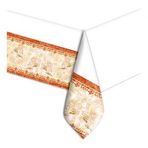 Tovaglia in plastica 140 x 270 cm Cresima