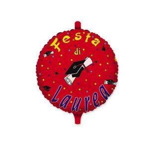 """Palloncino Mylar 18"""" Festa di Laurea"""