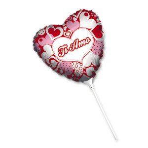 """Palloncino Mylar 9"""" Love"""