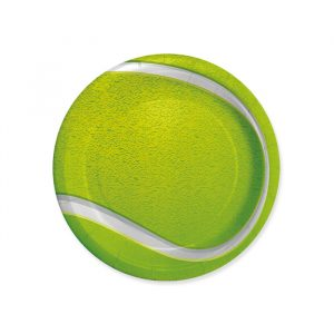 8 Piatti Ø 18 cm Tennis