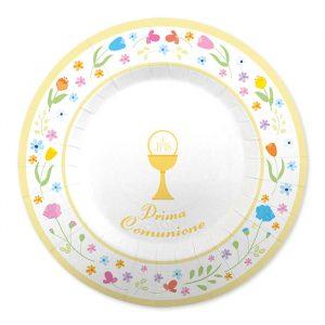8 Piatti Ø 25 cm Communion Gourmet