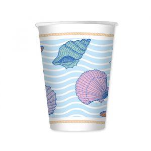 8 Bicchieri 200 cc Ocean