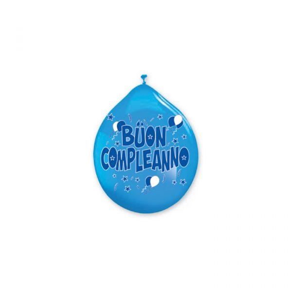 """20 Palloncini in Lattice 10"""" Buon Compleanno Celeste"""