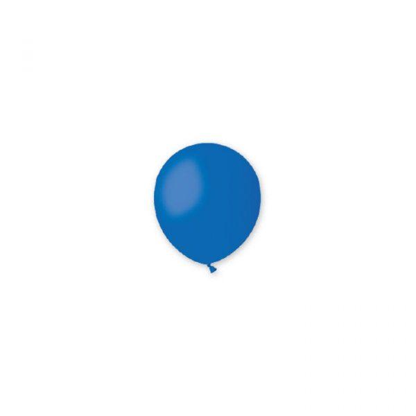 "100 Palloncini in Lattice 5"" Blu"