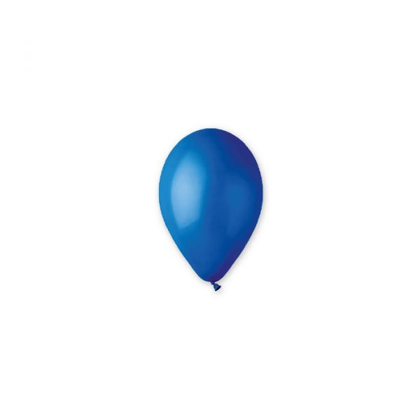 "100 Palloncini in Lattice 12"" Blu"