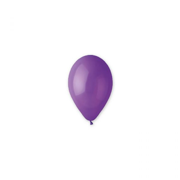 "100 Palloncini in Lattice 12"" Viola"