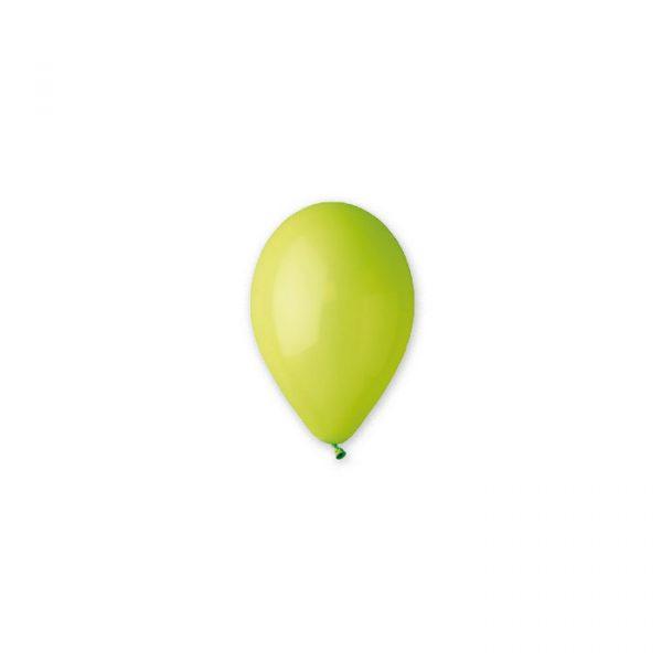 """100 Palloncini in Lattice 12"""" Verde Chiaro"""
