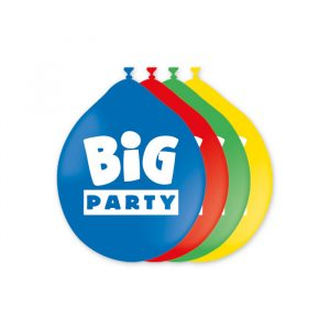 """20 Palloncini in Lattice 10 """" Big Party"""