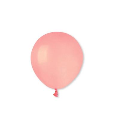 "100 Palloncini in Lattice 5"" Baby Pink"