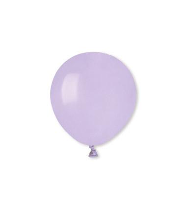 """100 Palloncini in Lattice 5"""" Lilac"""