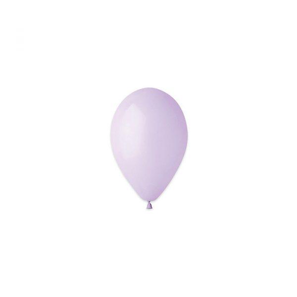 """100 Palloncini in Lattice 10"""" Lilac"""