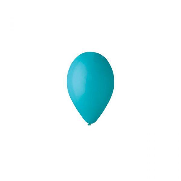"""100 Palloncini in Lattice 10"""" Turquoise"""