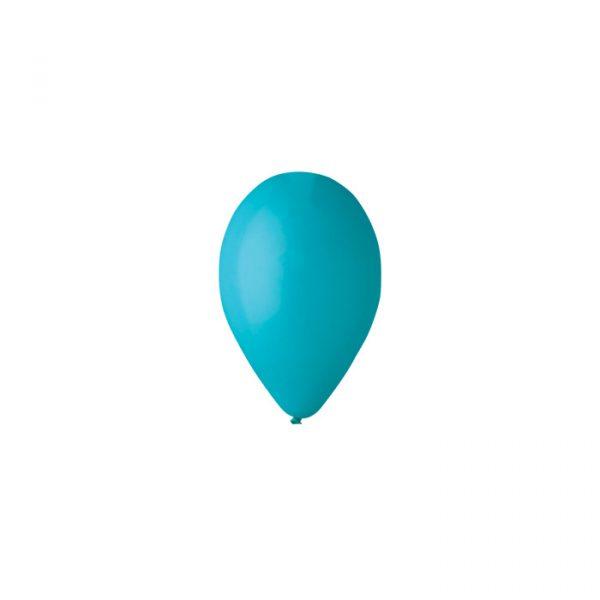 """100 Palloncini in Lattice 12"""" Turquoise"""