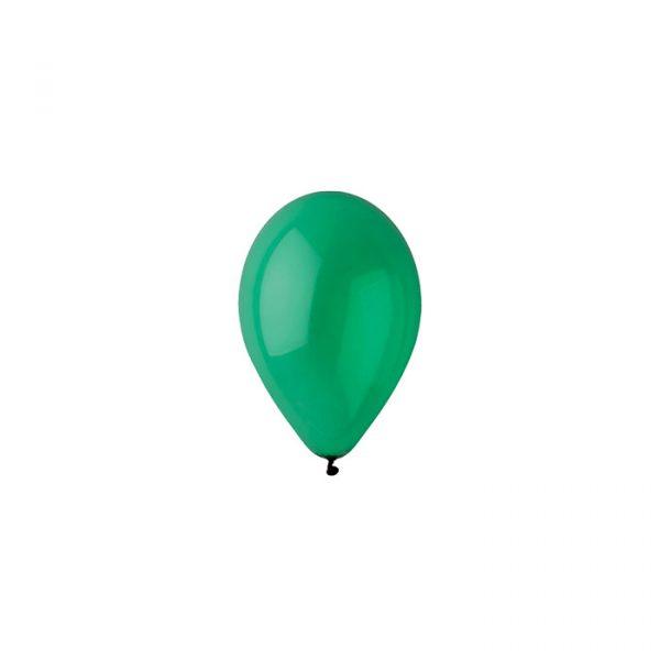 """100 Palloncini in Lattice 12"""" Verde Scuro"""