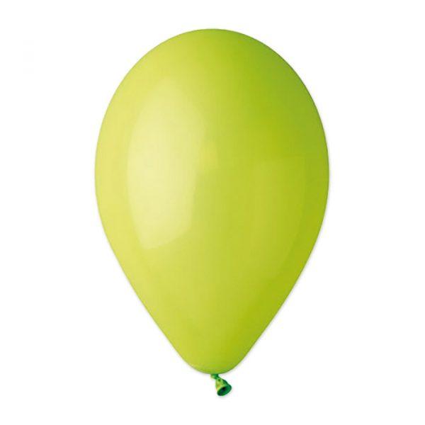 "16 Palloncini in Lattice 12"" Verde Acido"
