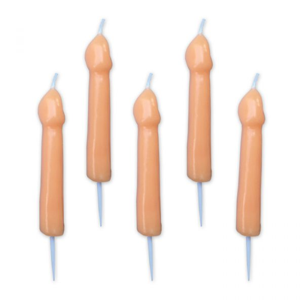 5 Candeline Picks 9 cm Sexy Boy