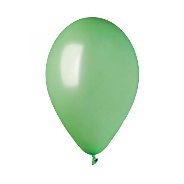 "100 Palloncini in Lattice 12"" Mint Green"