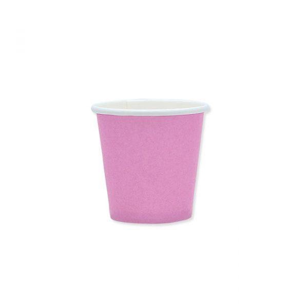 25 Bicchieri Ecolor 80 cc Rosa