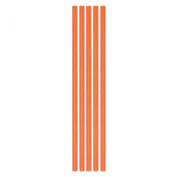 50 Cannucce Ecolor in carta h 20 cm x Ø 0