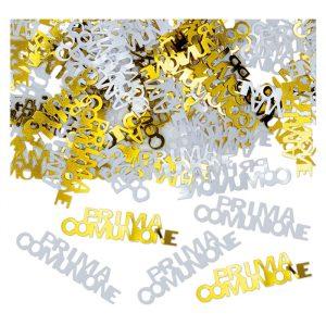 Coriandoli in plastica 15 gr Comunione