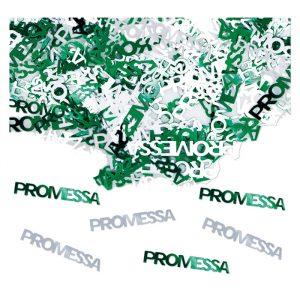 Coriandoli in plastica 15 gr Promessa