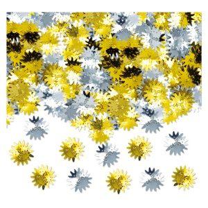 Coriandoli in plastica 15 gr Sole