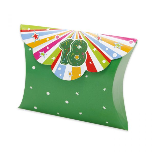 25 Scatoline portaconfetti Busta in carta 10 x 8 x 3 cm Diciotto