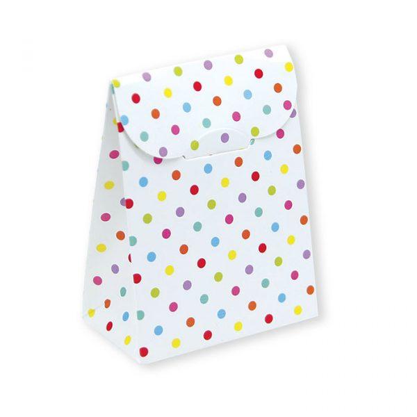 26 Scatoline portaconfetti Sacchetto in carta 6 x 8 x 3