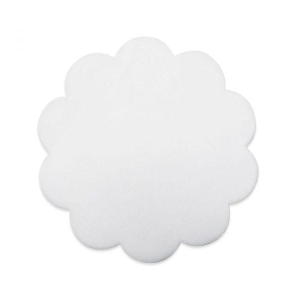 20 Margherite in TNT Ø 45 cm Bianco