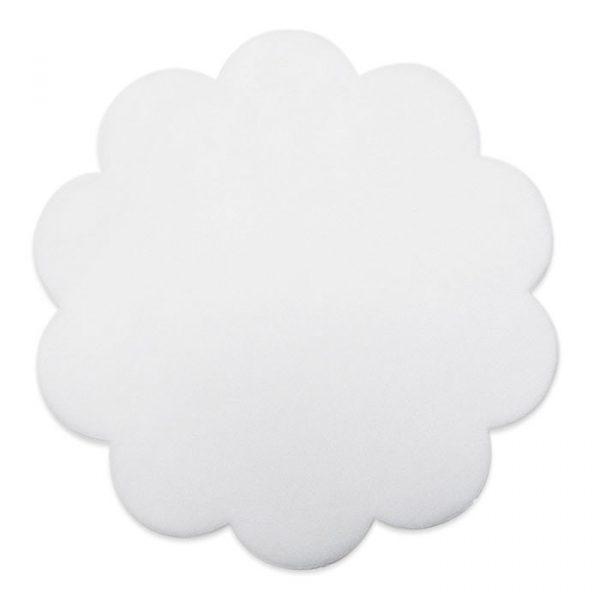 20 Margherite in TNT Ø 55 cm Bianco