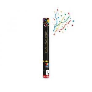 Cannon Sparacoriandoli 60 cm Exclusive Party Multicolor Metal