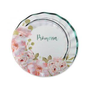 8 Piatti Ø 20 cm Promessa Floral