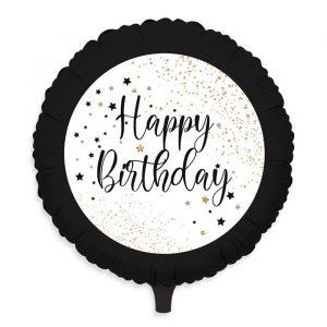 Palloncino Mylar 18″ Happy Birthday